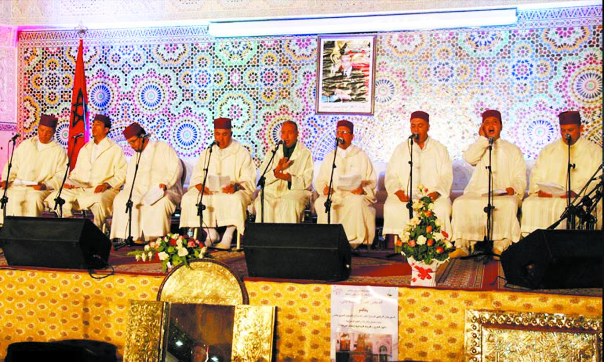 ''Al Fassiya'' ouvre le bal du Festival national de l'art du Madih et Samaâ de Fès