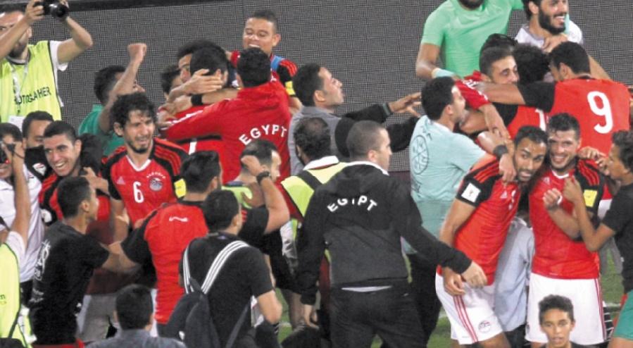 L'Egypte renoue avec la Coupe du monde après 28 ans d'absence