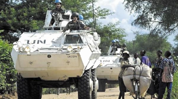 Une base de l'ONU attaquée dans l'est de la RDC