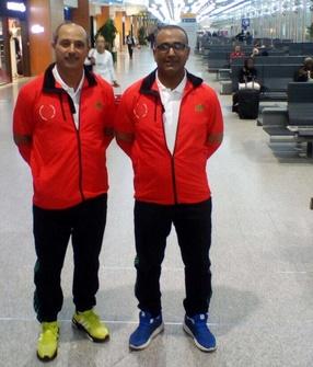 Kanoun et Kouzkouz, vainqueurs de la 5ème étape du GP national de triathlon