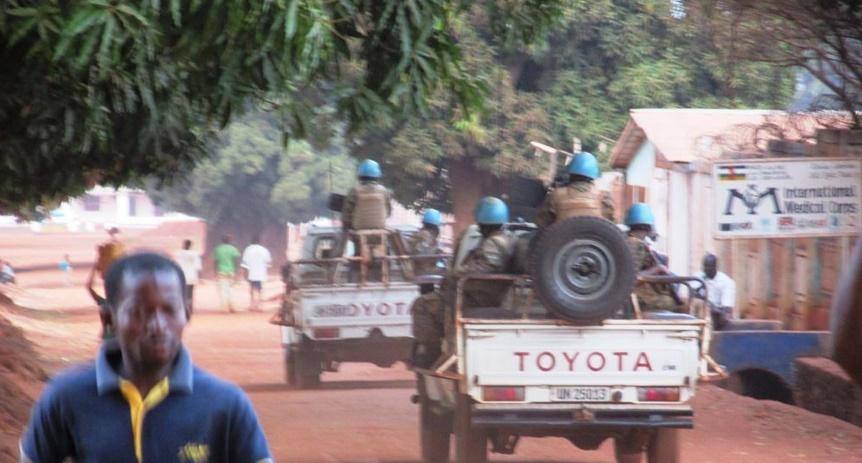 Opération de grande envergure de la Minusca contre un groupe armé en Centrafrique