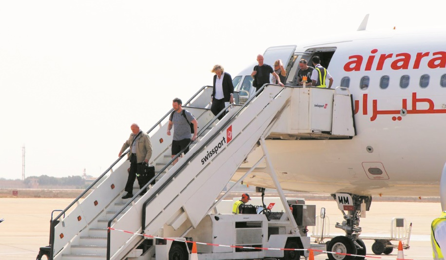 Air Arabia inaugure sa base opérationnelle d'Agadir