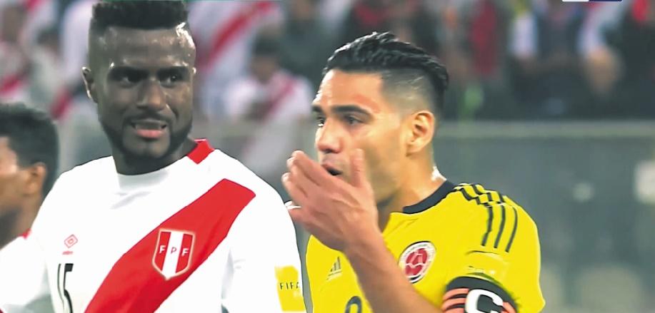 Mondial 2018 : Pour les Péruviens, pas de pacte avec la Colombie