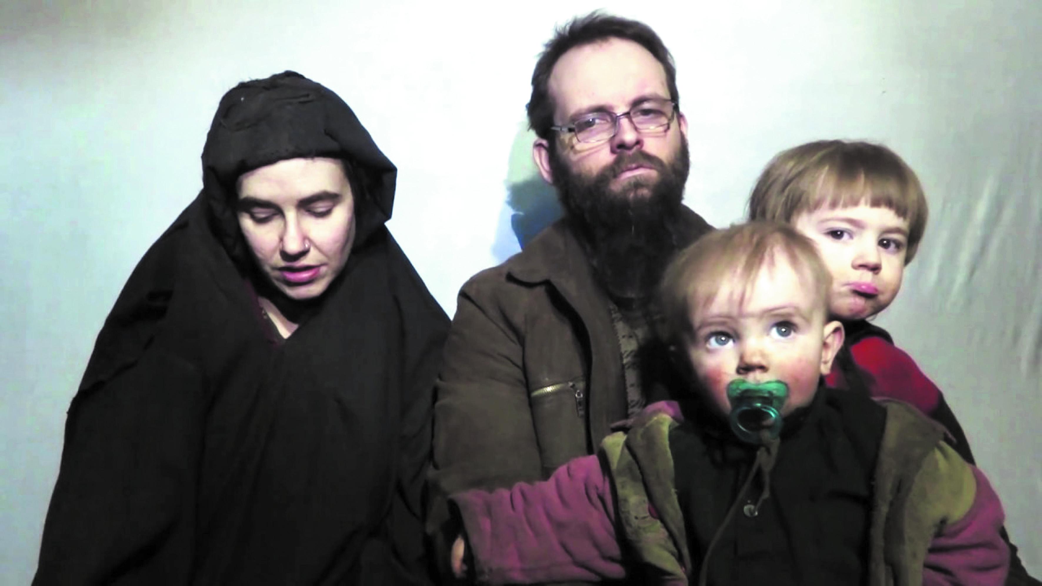 Caitlan et Joshua, deux aventuriers pris dans la nasse des talibans