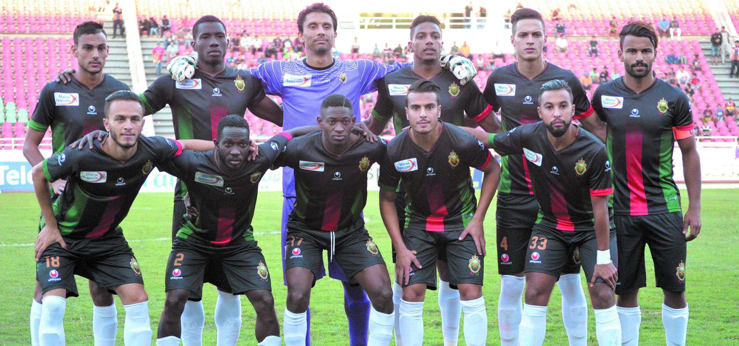 L'AS FAR, premier club qualifié au dernier carré de la Coupe du Trône