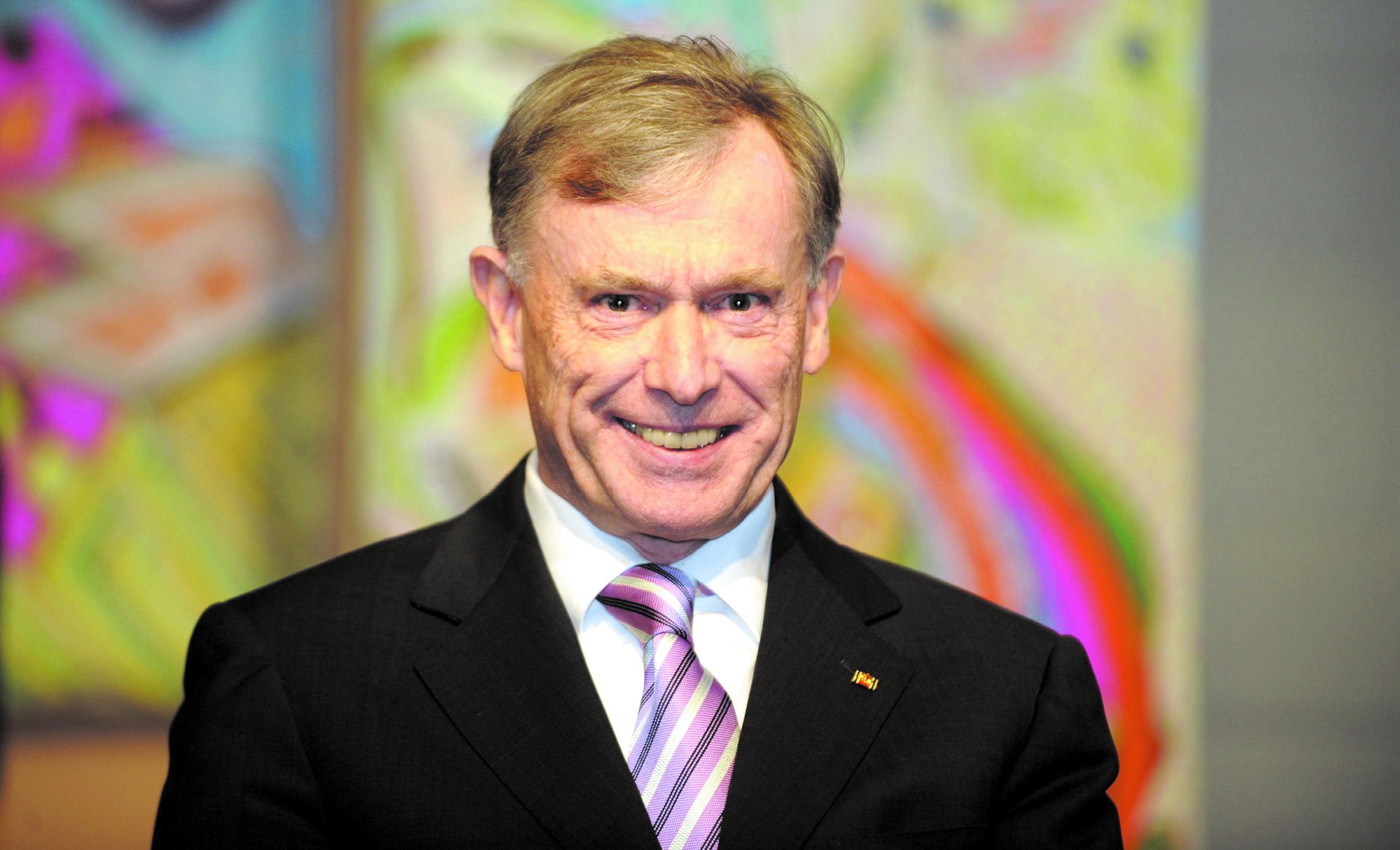 Un agenda chargé pour Horst Köhler