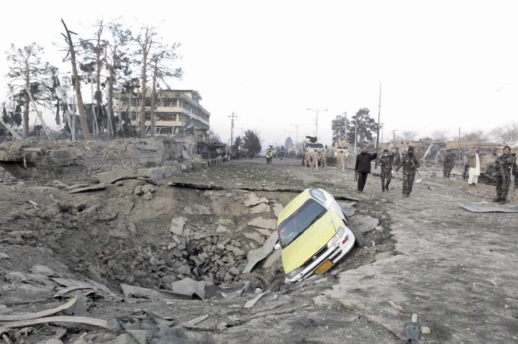 Au moins 32 morts dans deux attaques en Afghanistan