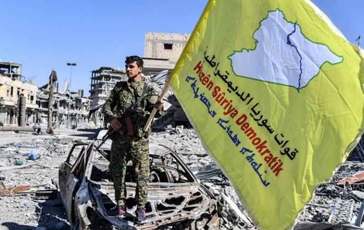 L'Etat islamique perd son principal fief de Raqa