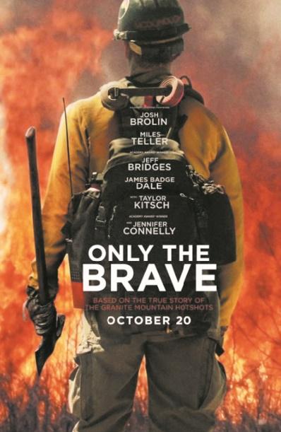 """""""Only the Brave"""" porte à l'écran le dur métier de pompier"""