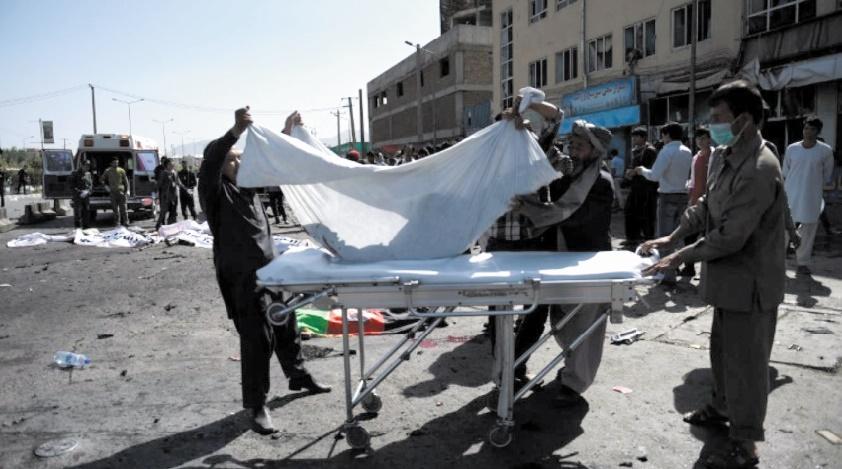 Un nouveau carnage en Afghanistan