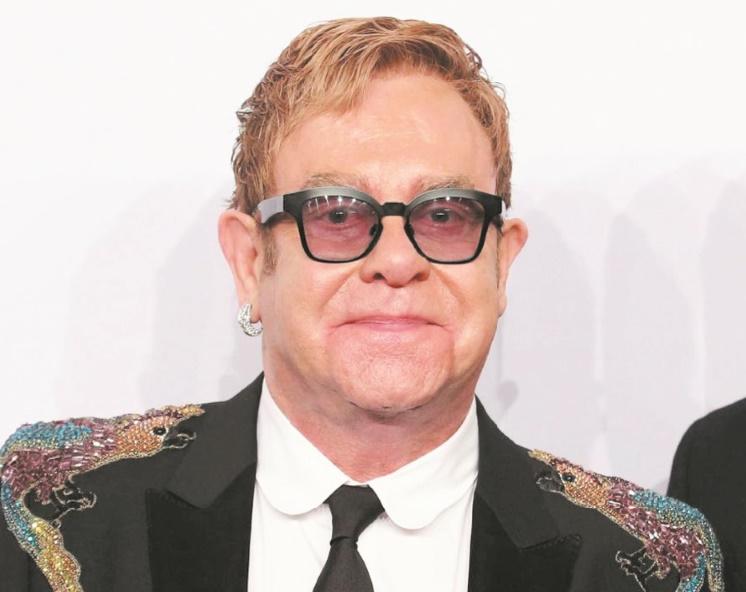 Elton John mettra fin en 2019 à sa résidence à Las Vegas