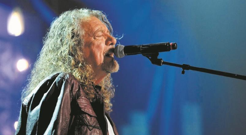 Robert Plant toujours plus spirituel