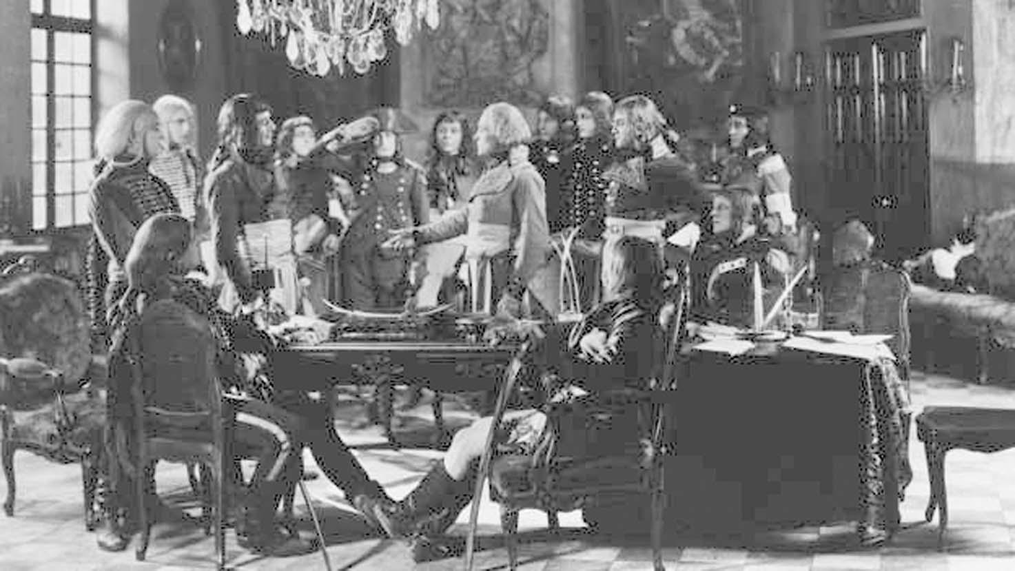 Les meilleurs films de tous les temps : 35 - Napoléon Abel Gance (1927)