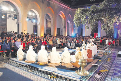 Clôture en beauté du 10ème Festival de Fès de la culture soufie