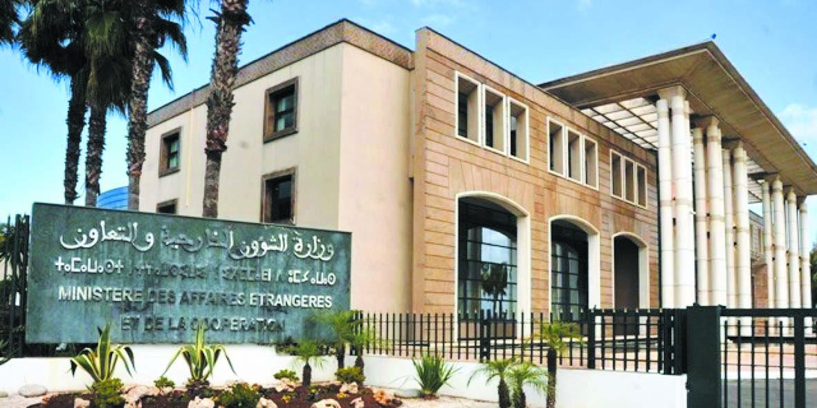 Le Maroc rappelle son ambassadeur à Alger