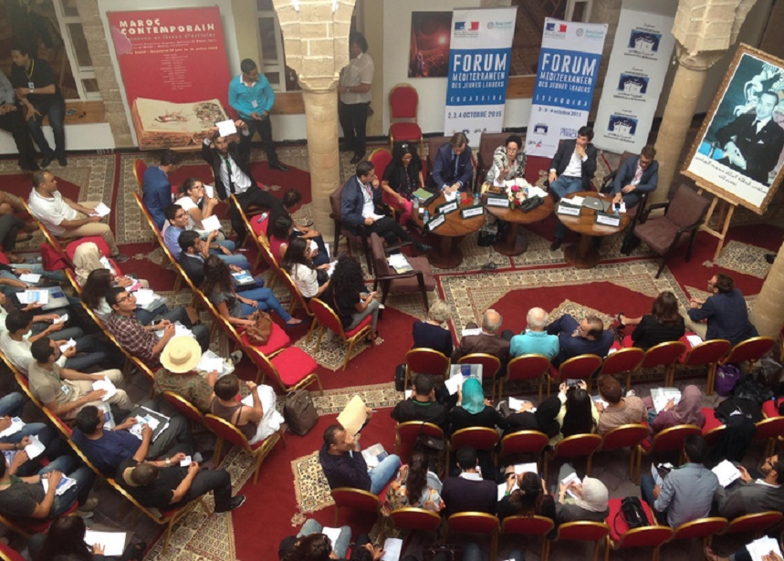 Forum euro-méditerranéen des jeunes leaders à Essaouira
