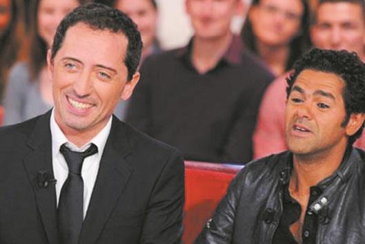 Gad Elmaleh et Jamel Debbouze accusés de plagiat