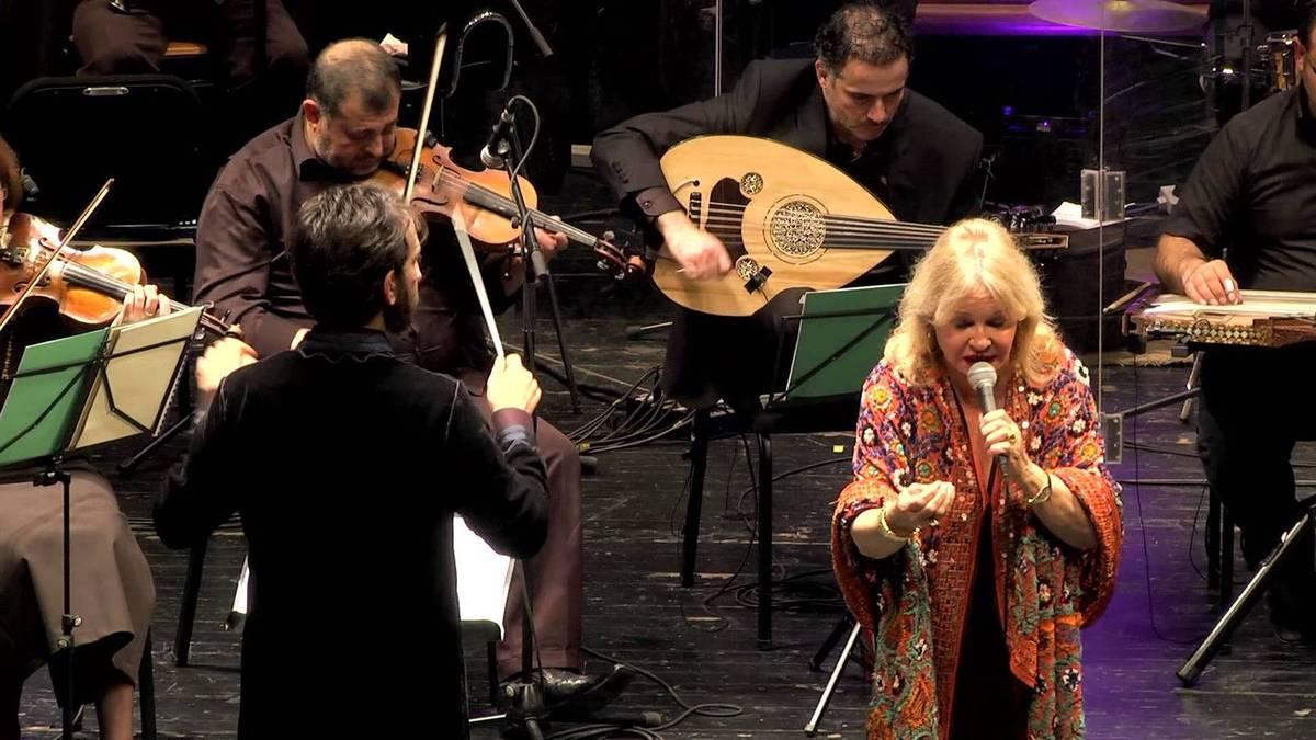 Raymonde El Bidaouiya  illumine la scène du Festival des Andalousies Atlantiques
