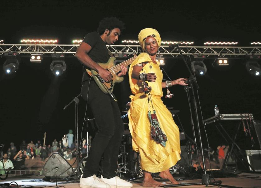 Sur un terroir de Rencontres : Taragalte et sa marraine Oum fêtent la femme africaine