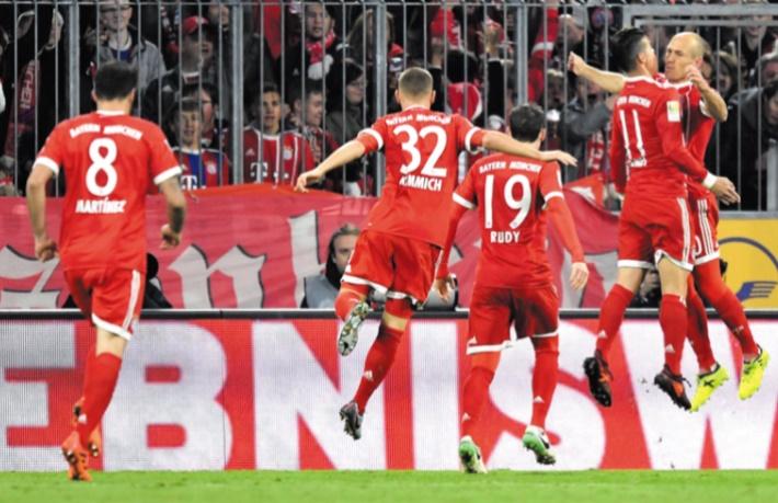 Ligue des champions : Le Paris SG et le Bayern, premiers qualifiés