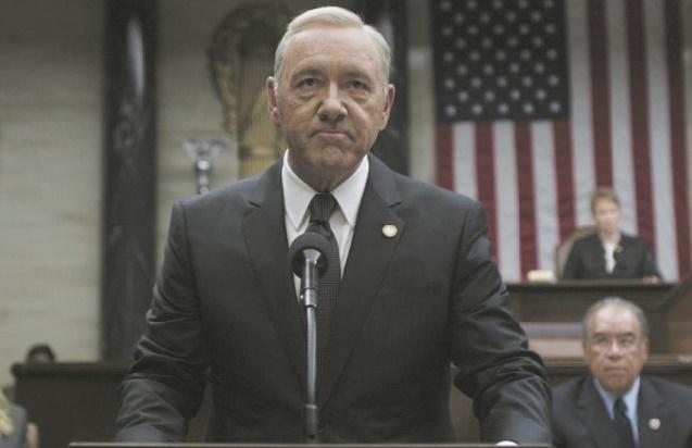 """Netflix annonce la fin de """"House of Cards"""""""