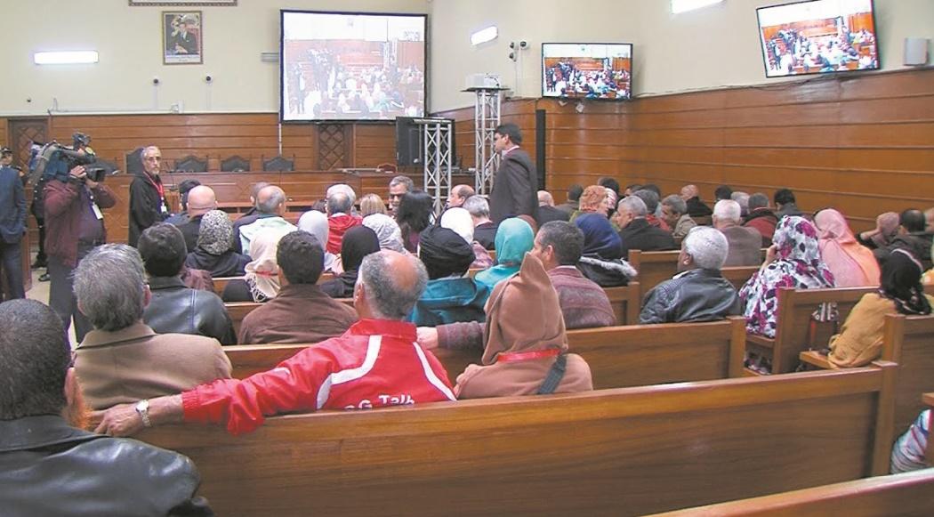 Equitable : Le CNDH présente une radioscopie du procès de Gdeim Izik