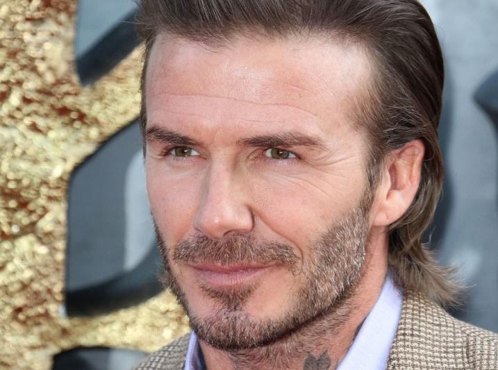 Combien gagne David Beckham par jour