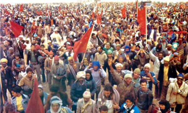 Célébration du 42ème anniversaire de la Marche Verte
