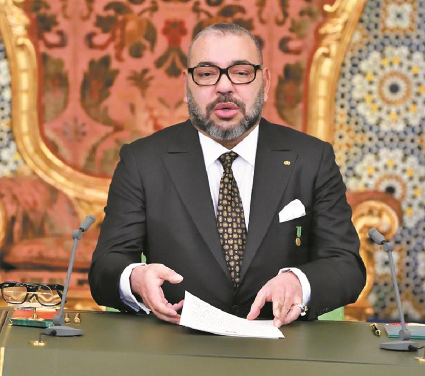 Dans son discours à l'occasion du 42ème anniversaire de la Marche Verte S.M le Roi : Le Sahara restera marocain jusqu'à la fin des temps