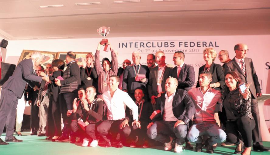 Interclubs Fédéral de golf