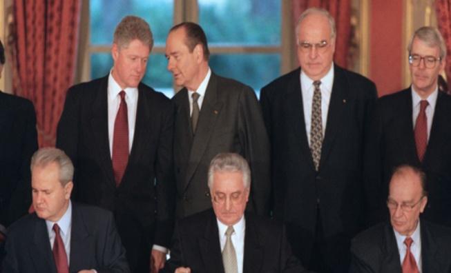 Insolite : Accord de Dayton