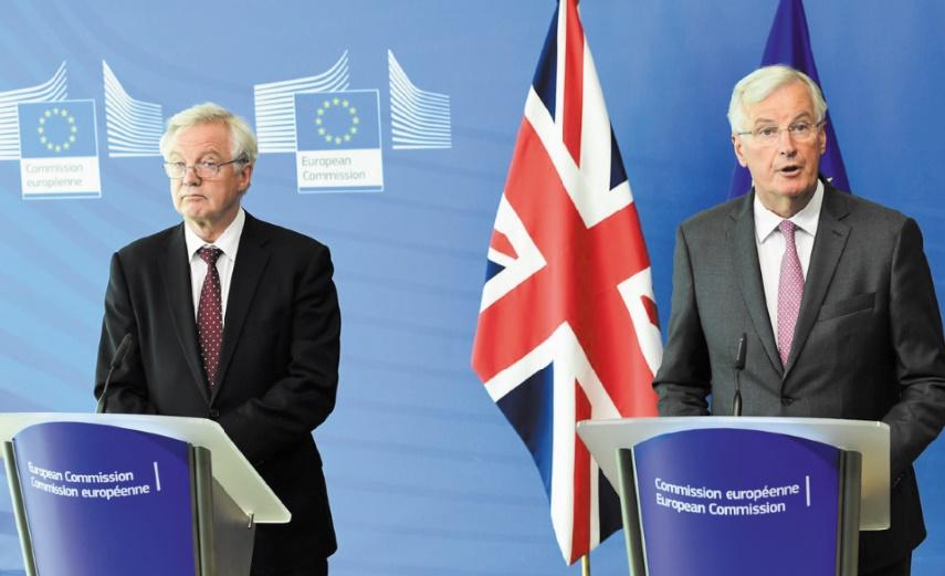 Reprise des négociations sur le Brexit