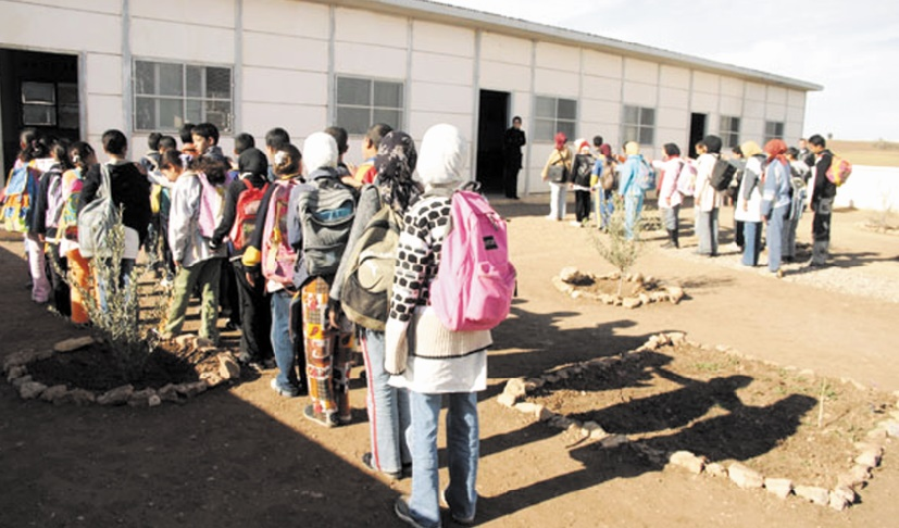Promotion de la scolarisation des filles en milieu rural for En milieu rural