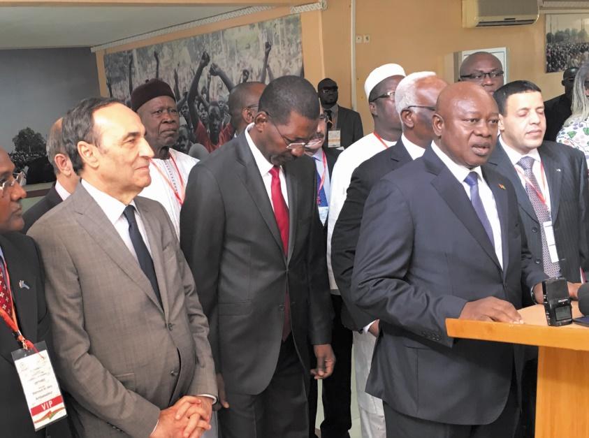 Habib El Malki : Souveraineté et intégrité territoriale, épine dorsale de l'édification d'une Afrique forte et émergente