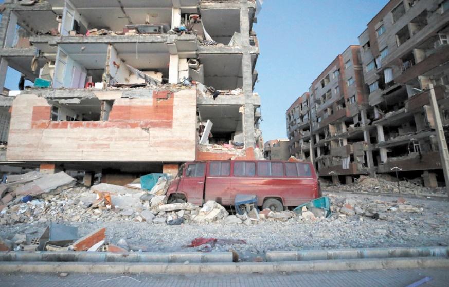 Un puissant séisme en Irak et en lran fait au moins 332 morts