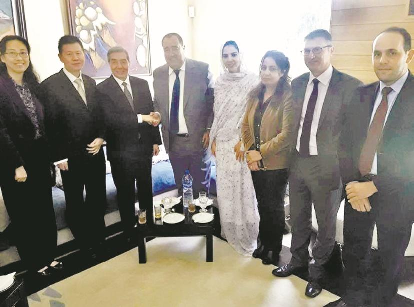 Driss Lachguar officiellement invité au Forum international des partis politiques
