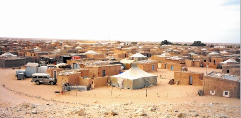 La propagande électorale algérienne infeste les camps de Tindouf