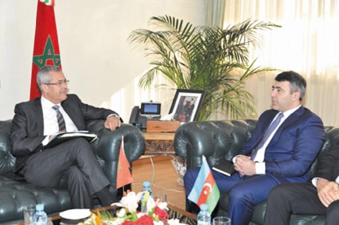 Prochaine tenue à Bakou de la Commission mixte maroco-azerbaïdjanaise