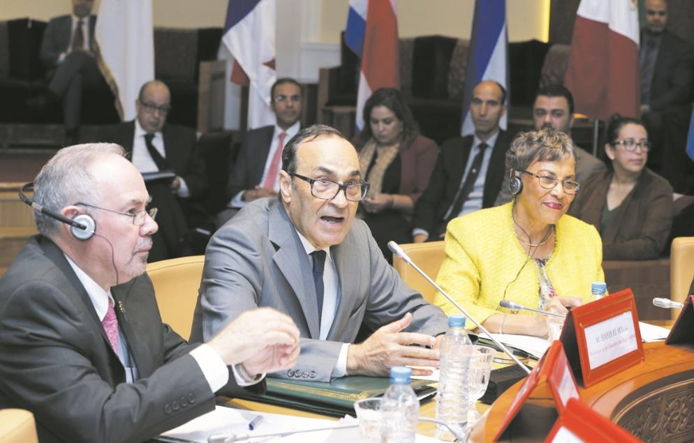Le FOPREL, hôte du Parlement marocain