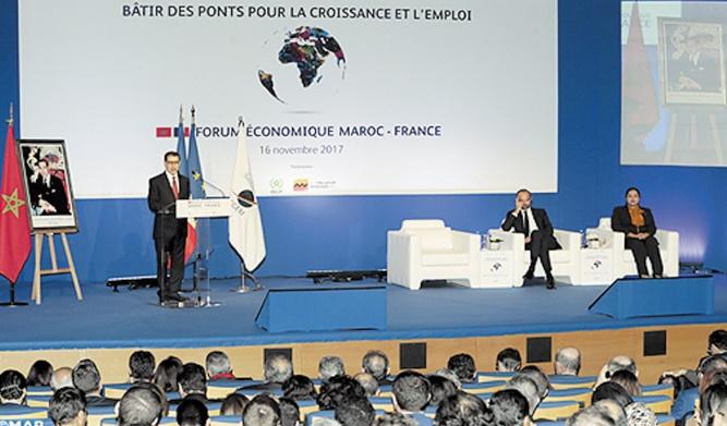 Les patrons marocains et français plaident pour un partenariat public-privé renforcé en faveur de l'Afrique