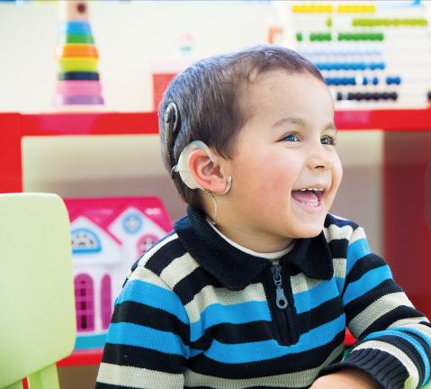 Plaidoyer pour un diagnostic précoce de la surdité chez les enfants