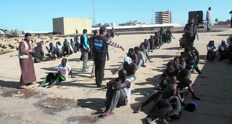 La Libye ouvre une enquête sur l'esclavage