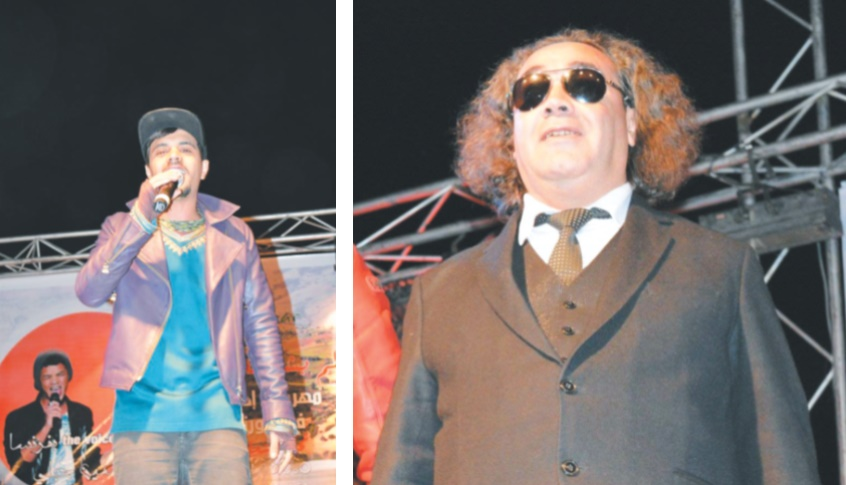 Yann-Sin et Ngadi clôturent le Festival Idurar de Tahla