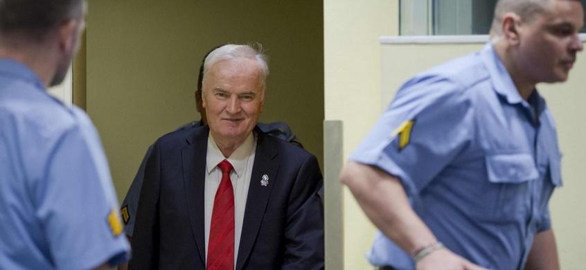 """Perpétuité pour Ratko Mladic, le """"Boucher des Balkans"""""""