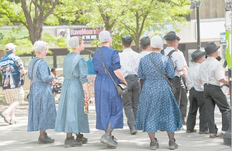 Une mutation génétique chez des Amish prolonge leur vie de 10 ans