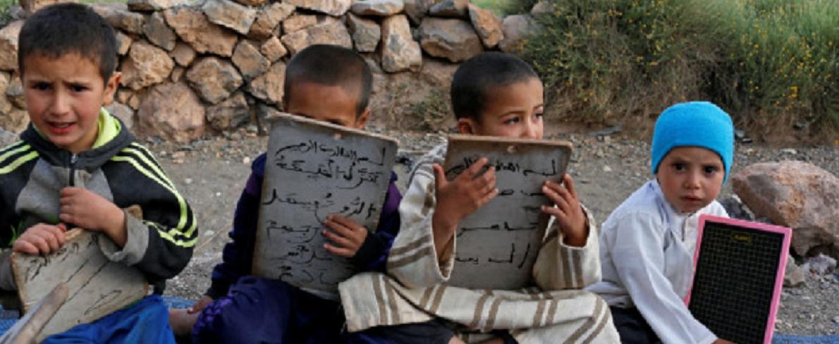 L'analphabétisme touche plus les filles que les garçons