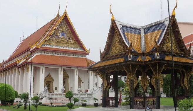 Insolite : Le musée de Bangkok