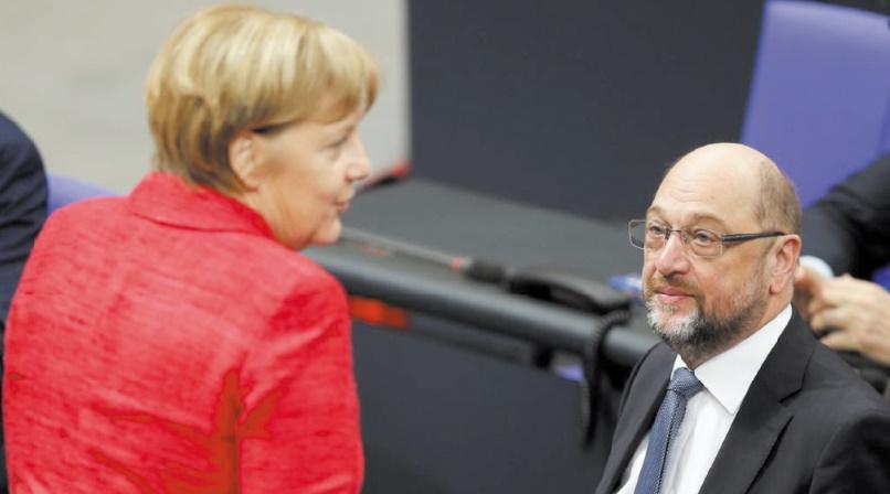 Nouveaux appels en Allemagne pour une autre coalition CDU-SPD