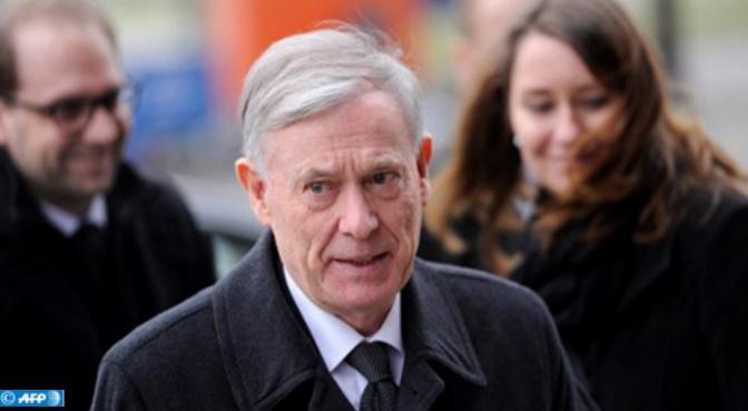 Le Conseil de sécurité exprime son appui aux efforts de Horst Koehler