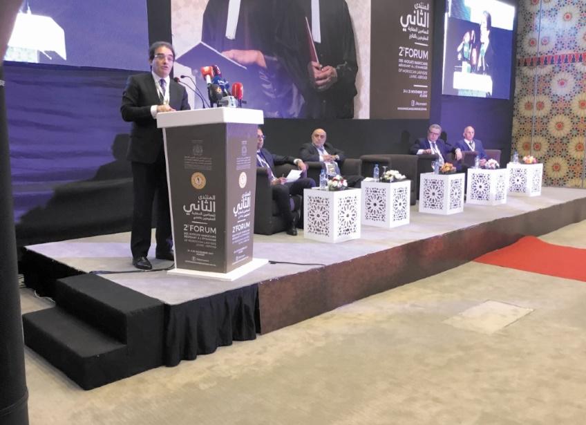 Abdelkrim Benatiq : La situation des Marocains  détenus en Libye constitue une toute première priorité